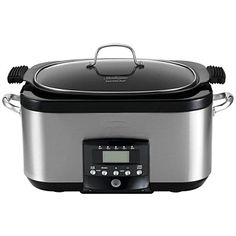 Pressure Cookers & Slow Cookers - Briscoes - Sunbeam Sear and Slow Cooker