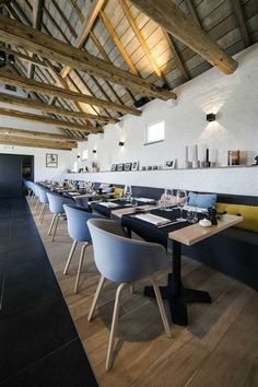 NEW - Papinglo Ghent Hospitality Design, The Good Place, Hotels, Interior Design, Places, Table, Restaurants, House, Coffee Ideas