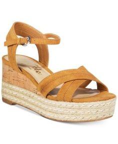 d7a187dcd805 Callisto Joujou Espadrille Platform Wedge Sandals   Reviews - Sandals    Flip Flops - Shoes - Macy s