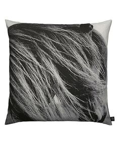 Take a look at this Wild Horse Cushion | 60 x 60cm by By Nord on #zulily today!