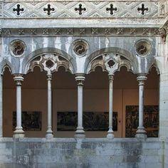 National Tile Museum in #Lisbon  #travel #Portugal #Lisboa #art