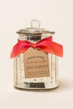 Red Currant General Store Jar Candle - gift-cl