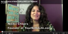Check out all the amazing wisdom I soaked up at Marie Forleo's Rich, Happy and Hot Live weekend!