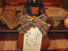 Cat Shelf Sitter - Halloween Decoration - Trick or Treat by LoveAndStitchesToYou on Etsy
