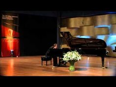 Video: Daniil Trifonov performs Chopin: Barcarolle in F-sharp major, op. 60 at the Arthur Rubinstein Piano Master Competition, May 2011 in Tel Aviv