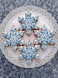Cookies by Gingerland. Christmas Sugar Cookies, Holiday Cookies, Christmas Desserts, Iced Cookies, Sugar Cookies Recipe, Cookies Et Biscuits, Cupcakes, Cupcake Cookies, Holiday Baking