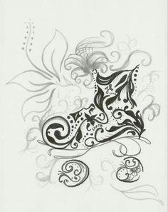 Derby tattoo idea
