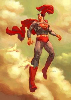Superman, por Gary Choo