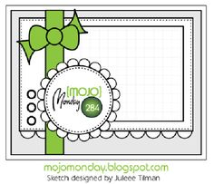 Mojo Monday - The Blog: Mojo Monday 284
