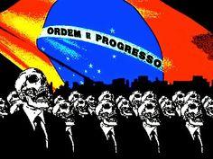 O Assassinato Da Democracia. Falta Apenas A AprovaçãO Do Decreto Bolivariano Dos Sovietes Do Pt E O Plebiscito Constituinte Administrado Pela  Smartmatic
