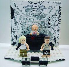 Ninja - Yolandi Visser - DJ HI TEK - Die Antwoord - Legos