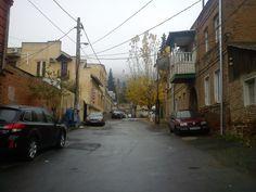 Petriashvili street #Tbilisi by Mariam Katchiuri