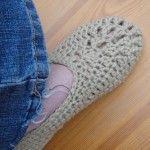 Crochet Slippers 3 150x150 Chrochet Slippers Pattern