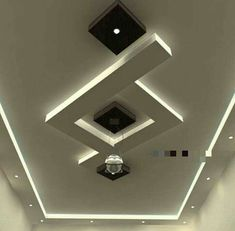Stylish Modern Ceiling Design Ideas _ Engineering Basic Stylish Modern Ceiling Design Ideas _ Engineering Basic Pin: 450 x 441 Simple False Ceiling Design, Gypsum Ceiling Design, Interior Ceiling Design, House Ceiling Design, Ceiling Design Living Room, Bedroom False Ceiling Design, Home Ceiling, Modern Ceiling, Ceiling Decor