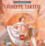 Giuseppe Tartini: The Violin Concertos, Vol. 14 [CD]
