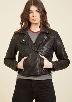 Get Your Moto Running Jacket, @ModCloth