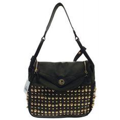 Minerva Collection Gold Stud Fashion Shoulder Handbag Black Minerva Collection, http://www.amazon.co.uk/dp/B002OEEVEQ/ref=cm_sw_r_pi_dp_uSlUqb03VGT8F