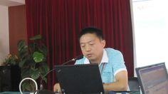 绿色汉江肖瑞峰在南宁培训讲微博