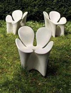 cute garden chairs
