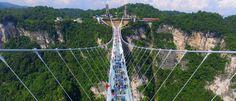Zhangjiajie+Grand+Canyon:+A+Maior+ponte+de+vidro+do+mundo