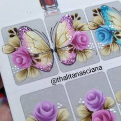 Pedicure, Nail Art, Stickers, Couples, Nails, Painting, Instagram, Nail Wraps, White Nail Beds