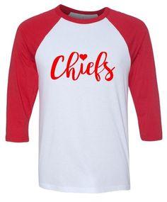Kansas City Chiefs Glitter Shirt Chiefs Logo, Chiefs Football, Football Season, Chiefs Wallpaper, Kansas City Chiefs Shirts, Circuit Projects, Vinyl Projects, Craft Projects, Glitter Shirt