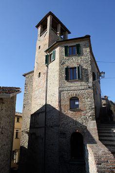 Montone Perugia Umbria Italy