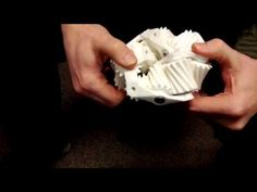 Download and print this flexible, 11 gear mobius strip
