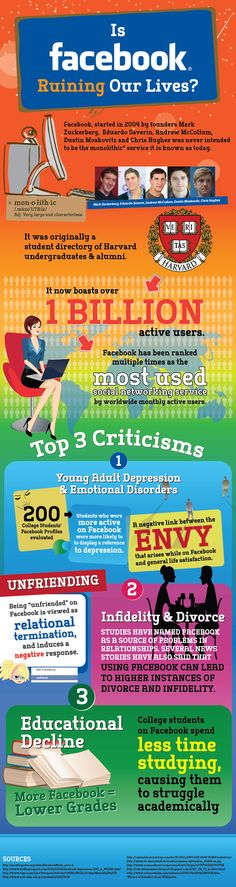 Is Facebook Ruining Our Social Skills? [Infographic]