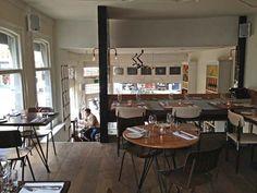 Franklin Bar and Kitchen: een stukje New York in Amsterdam!