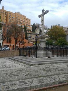 Cristo de los Favores.Campo del Principe.Granada.