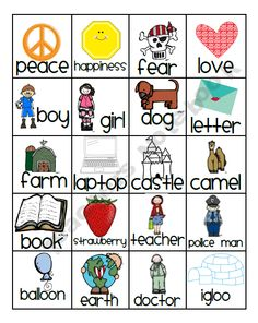 16 Best Nouns Person Place Or Thing Images On Pinterest