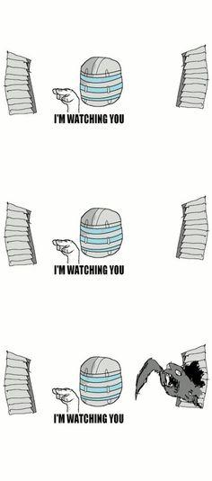 Always happens in Dead Space...