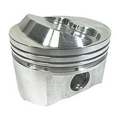 Sportsman Racing Products 4.030 in Bore Small Block Chevy Piston 8 pc P/N 140674