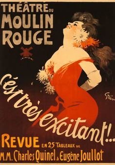 We have a great collection of vintage theatre and cabaret posters here, the vast majority being from two worldwide known institutions in the fields: Moulin Rouge and Broadway. Furthermore, the oldest poster to feature in this article is the one for a p… Poster Art, Retro Poster, Kunst Poster, Poster Prints, Henri De Toulouse Lautrec, Art Vintage, Vintage Ads, Cabaret Vintage, Vintage Dance