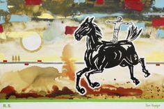"""Saatchi Art Artist Ralf Schmidt; Painting, """"Bon Voyage"""" #art"""