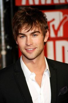 Chace Crawford as Nate Archibald in Gossip Girl. Nate Archibald, Chace Crawford, Beautiful Boys, Pretty Boys, Nate Gossip Girl, Gossip Girls, Hair Styles 2014, Celebs, Celebrities