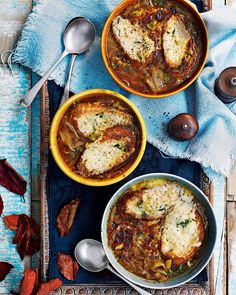 When the nights begin to creep in and the leaves fall from the trees it's time to bring out those soul-satisfying recipes. Sometimes you just can't beat a classic soup that is hearty, flavoursome and warms you up from the inside out.