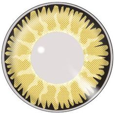 Honey Glamour Fashion Colored Contact Lenses