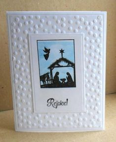CAS277 rejoice by tessaduck - Cards and Paper Crafts at Splitcoaststampers