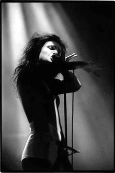 Spellbound – Siouxsie and the Banshees by Stephane Burlot