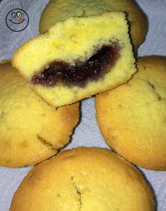 #Merenda con i #Cupcakes #Farina #Burro #Zucchero #Uova #Marmellata #Ricetta completa su Glob-Arts: http://glob-arts.blogspot.it/2014/03/merenda-con-i-cupcakes.html