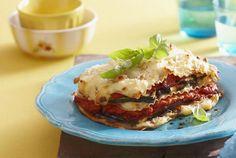 No-Fuss Vegetable Lasagna Recipe