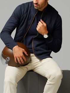 QUILTED JACKET - Massimo Dutti