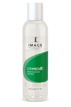 Image Skincare Ormedic Balancing Facial Cleanser - 6 oz An organic-blend gel cleanser that lifts away makeup and impurities, balances the pH of your skin, and eliminates the need for a toner. Image Skincare, Skincare Blog, Skincare Routine, Anti Aging Skin Care, Natural Skin Care, Facial Cleanser, Face Wash, Makeup Remover, Beauty Skin