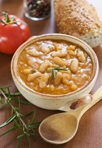 Mario Batali's Squash Soup & White Bean Soup and other Italian typical recipes - get the app @ http://www.venice-italy-veneto.com/venice-food.html#MARIO