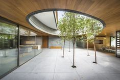 Gallery of 13 Stunning Inner Courtyards - 2