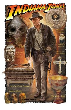 Star Wars, Indiana Jones, Blade Runner, The X-Files, Star Trek & Classic Sci-Fi movies in general. Blade Runner, Indiana Jones Party, Indiana Jones Films, Classic Sci Fi Movies, Classic Movie Posters, Star Trek, Henry Jones Jr, Indiana Jones Adventure, Model
