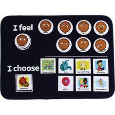 I Choose Self-Control Board