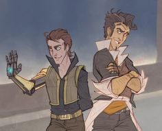 What if Rhys became Jacks right hand??